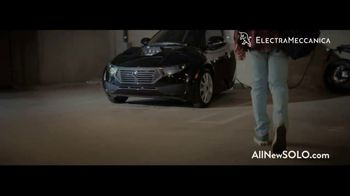 ElectraMeccanica Solo TV Spot, 'Enormous Impact' [T2] - Thumbnail 2