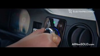 ElectraMeccanica Solo TV Spot, 'Enormous Impact' [T2] - Thumbnail 3