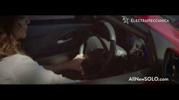 ElectraMeccanica Solo TV Spot, 'Enormous Impact' [T2] - Thumbnail 4