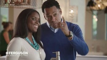 Ferguson TV Spot, 'Bring Your Vision to Us: Extraordinary Home: Showroom Appointment'