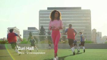 IBM Hybrid Cloud TV Spot, 'Why Go Hybrid: Soccer' Featuring Zuri Hall