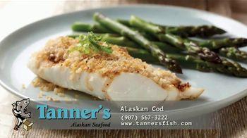 Tanner's Alaskan Seafood TV Spot, 'Alaskan Cod' - Thumbnail 3