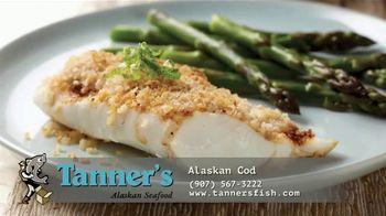 Tanner's Alaskan Seafood TV Spot, 'Alaskan Cod' - Thumbnail 4