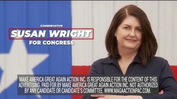Make America Great Again Action Inc. TV Spot, 'Susan Wright for Congress' - Thumbnail 10