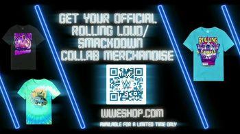 WWE Shop TV Spot, 'Dance Like No One Is Watching: Rolling Loud/Smackdownes Merchandise' Song by Yez Yez