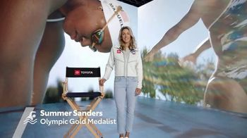 Toyota TV Spot, 'What Glory Looks Like' Featuring Summer Sanders [T2]