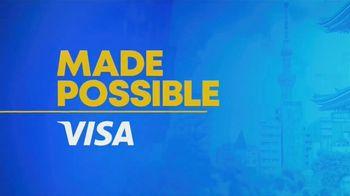 VISA TV Spot, 'Made Possible: Simone Biles' - Thumbnail 1