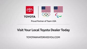 Toyota TV Spot, 'What Drives You: Simone Manuel' Ft. Summer Sanders, Song by Meli Malavasi [T2] - Thumbnail 6