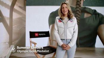 Toyota TV Spot, 'What Drives You: Simone Manuel' Ft. Summer Sanders, Song by Meli Malavasi [T2] - Thumbnail 2