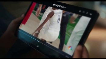 Comcast Corporation TV Spot, 'The Sportsmanship Effect' Song by David Ruffin - Thumbnail 4