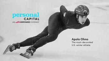 Personal Capital TV Spot, 'Free Tools' Featuring Apolo Ohno