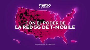 Metro by T-Mobile TV Spot, 'Dile hola a 5G: iPhone 12 mini gratis' [Spanish] - Thumbnail 3