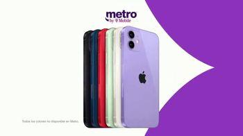 Metro by T-Mobile TV Spot, 'Dile hola a 5G: iPhone 12 mini gratis' [Spanish] - Thumbnail 4