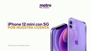 Metro by T-Mobile TV Spot, 'Dile hola a 5G: iPhone 12 mini gratis' [Spanish] - Thumbnail 5
