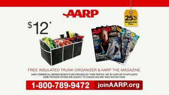 AARP Services, Inc. TV Spot, 'Joining: Real Life' - Thumbnail 10
