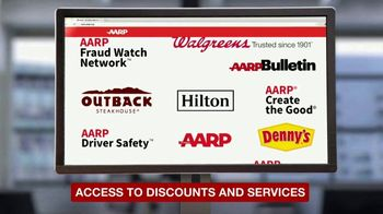 AARP Services, Inc. TV Spot, 'Joining: Real Life' - Thumbnail 4