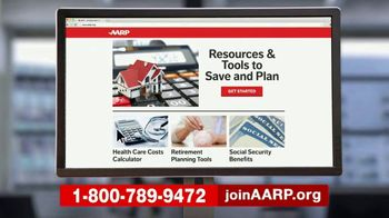 AARP Services, Inc. TV Spot, 'Joining: Real Life'