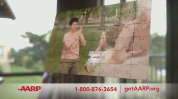 AARP Services, Inc. TV Spot, 'Piece by Piece' - Thumbnail 8