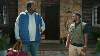 Chase Freedom Unlimited TV Spot, 'Fishing' Featuring Kevin Hart