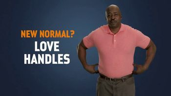 Nutrisystem for Men Hydrating Fat Burner TV Spot, 'New Normal: One Month Free'