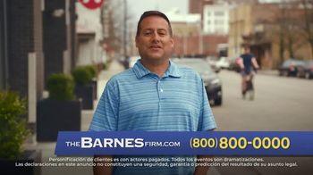 The Barnes Firm TV Spot, 'La mejor llamada' [Spanish]