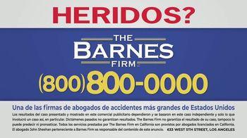 The Barnes Firm TV Spot, 'El valor del caso' [Spanish] - Thumbnail 5