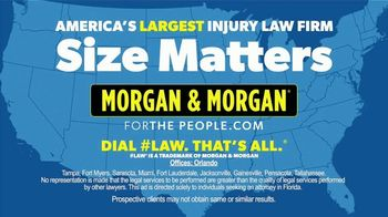 Morgan & Morgan Law Firm TV Spot, 'We Fight Fire With Fire' - Thumbnail 9
