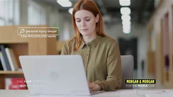 Morgan & Morgan Law Firm TV Spot, 'We Fight Fire With Fire' - Thumbnail 2