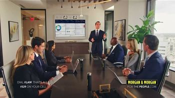 Morgan & Morgan Law Firm TV Spot, 'We Fight Fire With Fire' - Thumbnail 6