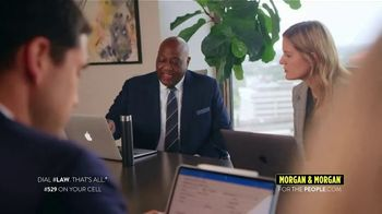 Morgan & Morgan Law Firm TV Spot, 'We Fight Fire With Fire' - Thumbnail 7