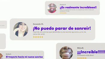 Smile Direct Club TV Spot, 'Ejercicio: cuatro a seis meses' [Spanish] - Thumbnail 7
