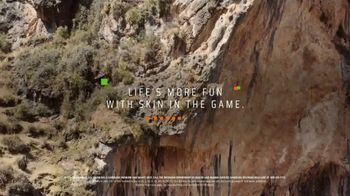 DraftKings SportsBook TV Spot, 'More Skin in the Game: Pro Climber' Featuring Matty Hong - Thumbnail 10