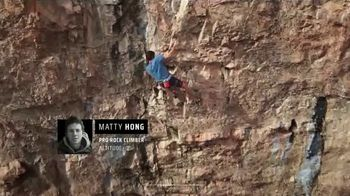 DraftKings SportsBook TV Spot, 'More Skin in the Game: Pro Climber' Featuring Matty Hong - Thumbnail 2