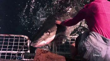 Disney+ TV Spot, 'Playing With Sharks' - Thumbnail 6