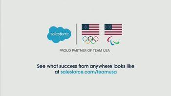 Salesforce TV Spot, 'NBC: What This Team Can Do: Katelin Guregian' - Thumbnail 9