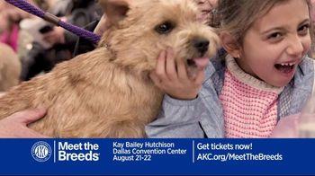 AKC Meet the Breeds TV Spot, 'August 2021: Kay Bailey Hutchinson Dallas Convention Center' - Thumbnail 1