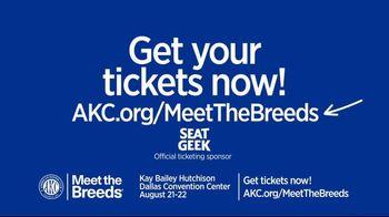 AKC Meet the Breeds TV Spot, 'August 2021: Kay Bailey Hutchinson Dallas Convention Center' - Thumbnail 9