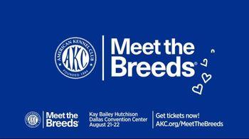 AKC Meet the Breeds TV Spot, 'August 2021: Kay Bailey Hutchinson Dallas Convention Center' - Thumbnail 4