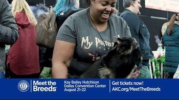 AKC Meet the Breeds TV Spot, 'August 2021: Kay Bailey Hutchinson Dallas Convention Center' - Thumbnail 6