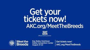 AKC Meet the Breeds TV Spot, 'August 2021: Kay Bailey Hutchinson Dallas Convention Center' - Thumbnail 8