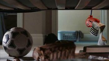 Lysol Laundry Sanitizer TV Spot, 'Untouchable Stink Protection'