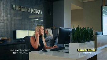 Morgan & Morgan Law Firm TV Spot, 'Life Changing Car Accident' - Thumbnail 4