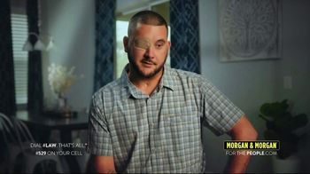 Morgan & Morgan Law Firm TV Spot, 'Life Changing Car Accident' - Thumbnail 5