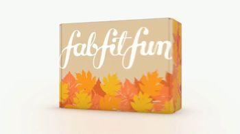 FabFitFun TV Spot, 'Fall Box: Golden Rabbit, Uncommon James, Pattern Beauty'