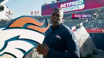 Betfred Sports TV Spot, 'Colorado Sign-Up Bonus' Featuring Rod Smith
