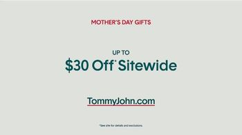 Tommy John TV Spot, 'Mother's Day: $30 Off Sitewide' - Thumbnail 6