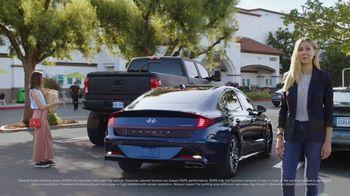 2021 Hyundai Sonata TV Spot, 'Remote Smart Parking Assist' [T2] - Thumbnail 5