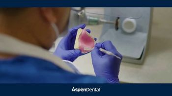 Aspen Dental TV Spot, 'Today Is the Day: 50% Off Basic Replacement Dentures' - Thumbnail 3