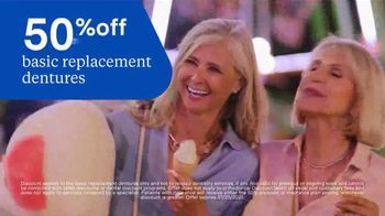 Aspen Dental TV Spot, 'Today Is the Day: 50% Off Basic Replacement Dentures' - Thumbnail 4