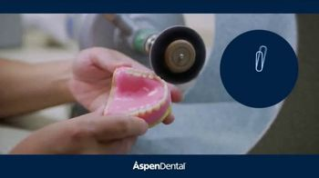 Aspen Dental TV Spot, 'Today Is the Day: 50% Off Basic Replacement Dentures' - Thumbnail 5